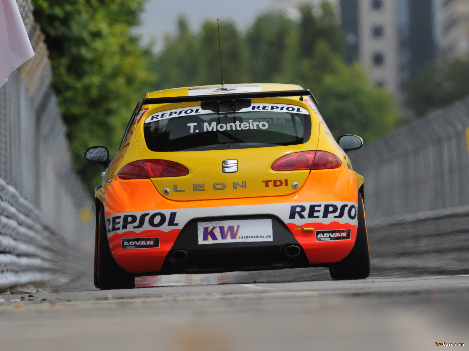 Seat Leon TDI WTCC 2009–12 photos (1600 x 1200)