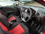 Seat Leon FR UK-spec 2009–12 pictures