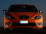 Seat Leon FR 2009–12 pictures