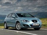 Seat Leon UK-spec 2009–12 wallpapers