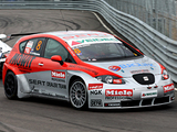 Seat Leon STCC 2011 photos