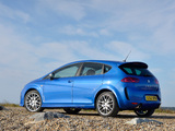 Seat Leon FR Supercopa UK-spec 2012 photos