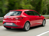 Seat Leon FR 2012 pictures