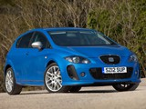 Seat Leon FR Supercopa UK-spec 2012 pictures