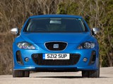 Seat Leon FR Supercopa UK-spec 2012 wallpapers