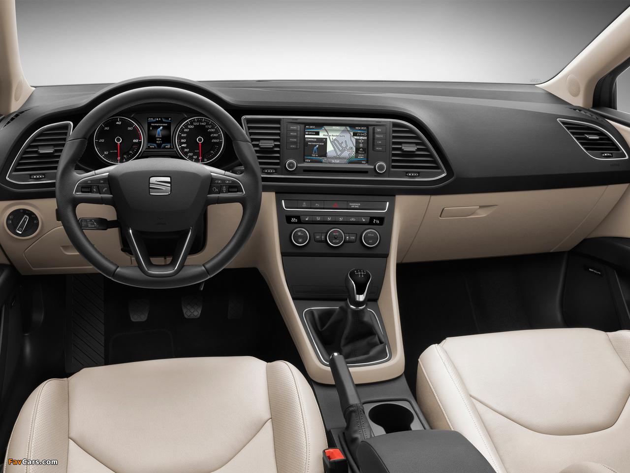 Seat Leon ST 2013 images (1280 x 960)