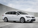 Seat Leon ST 2013 pictures