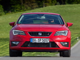 Seat Leon SC FR 2013 pictures