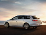 Seat Leon ST 2013 wallpapers