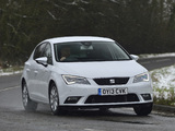 Seat Leon UK-spec 2013 wallpapers