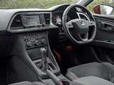Seat Leon ST FR UK-spec 2014 images