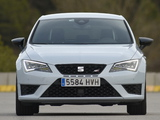 Seat Leon SC Cupra 280 2014 photos