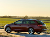 Seat Leon ST FR UK-spec 2014 pictures