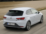 Seat Leon SC Cupra 280 2014 wallpapers