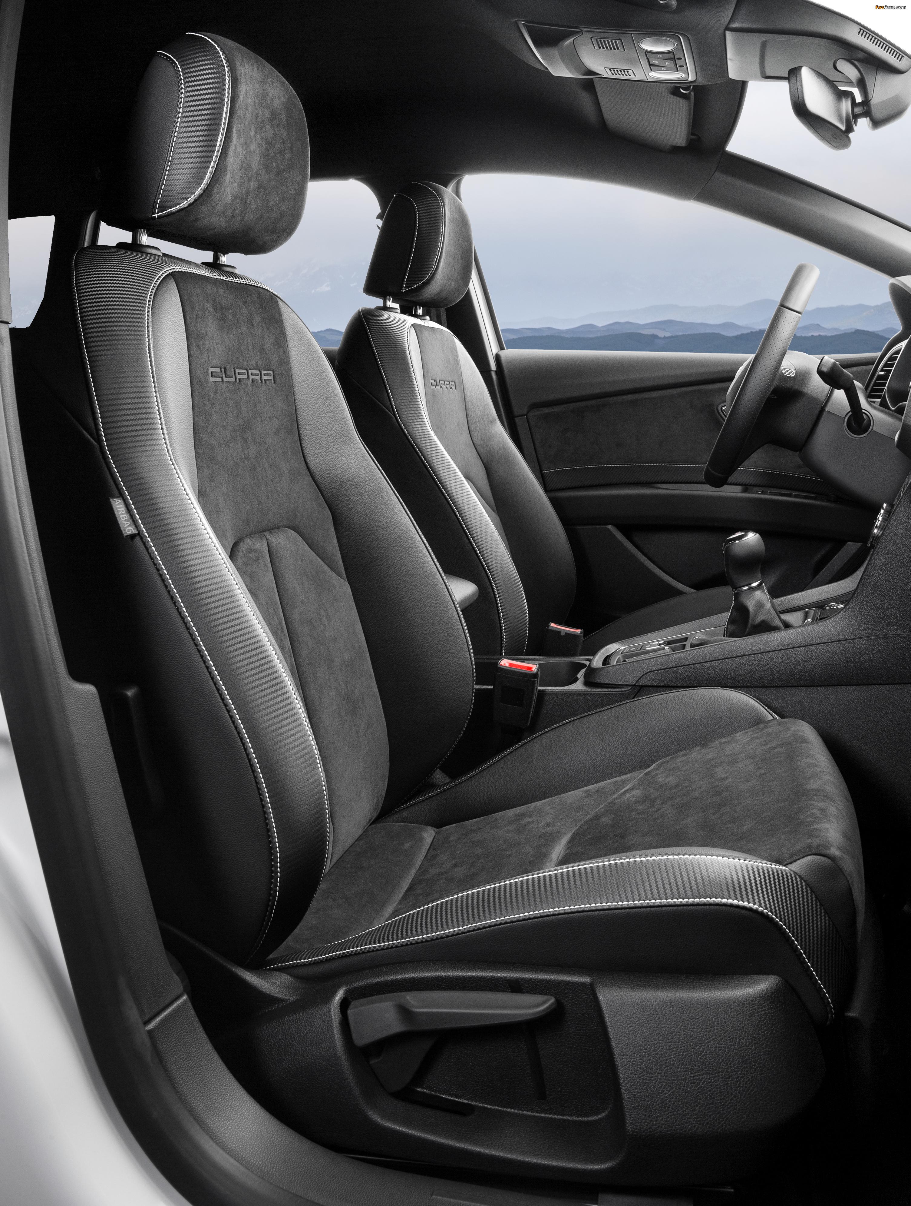 Seat León ST Cupra 300 (5F) 2017 pictures (3009 x 3981)