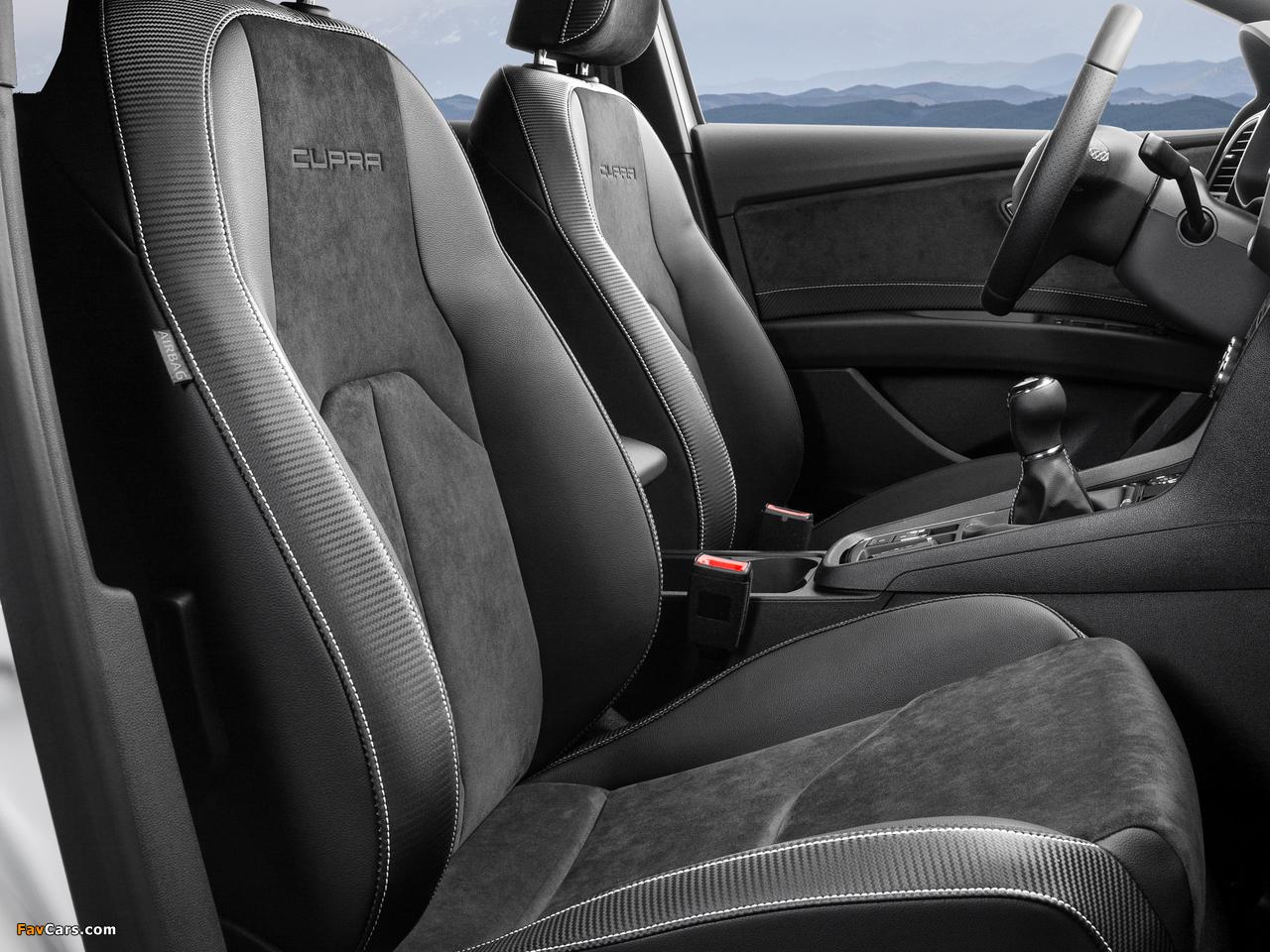 Seat León ST Cupra 300 (5F) 2017 pictures (1280 x 960)