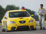Seat Leon Supercup pictures