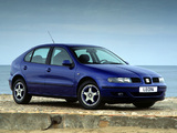 Seat Leon 1999–2005 wallpapers