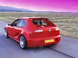 Sbarro Seat Leon Coupe 2001 wallpapers