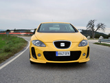 Seat Leon Linea R 2008–09 wallpapers