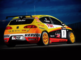 Seat Leon TDI WTCC 2009–12 wallpapers
