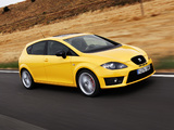 Seat Leon Cupra 2009–11 wallpapers