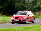 Seat Leon FR UK-spec 2009–12 wallpapers