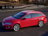 Seat Leon ST FR 2013 wallpapers
