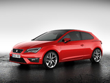 Seat Leon SC FR 2013 wallpapers