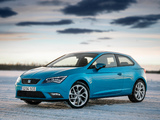 Seat Leon SC 2013 wallpapers
