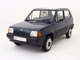 Pictures of Seat Marbella Jeans Special Edition UK-spec 1986–98