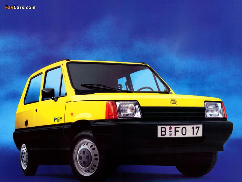 Seat Marbella Mio 1993–94 pictures (800 x 600)