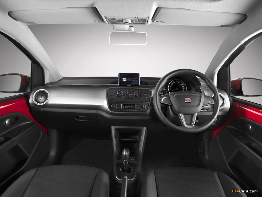 Images of Seat Mii 3-door UK-spec 2012 (1024 x 768)
