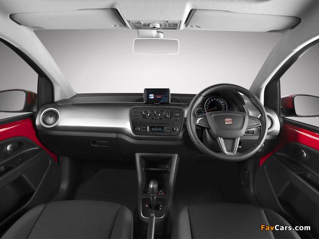 Images of Seat Mii 3-door UK-spec 2012 (640 x 480)