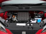 Images of Seat Mii 3-door UK-spec 2012