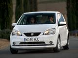 Photos of Seat Mii 3-door Ecomotive 2012