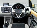 Photos of Seat Mii 5-door UK-spec 2012
