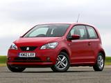 Photos of Seat Mii 3-door UK-spec 2012