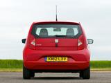 Pictures of Seat Mii 3-door UK-spec 2012