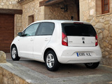 Pictures of Seat Mii 5-door Ecomotive 2012