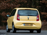 Seat Mii 5-door UK-spec 2012 photos