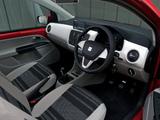 Seat Mii 3-door UK-spec 2012 photos