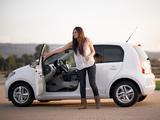 Seat Mii 5-door Ecomotive 2012 photos
