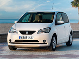 Seat Mii 5-door Ecomotive 2012 pictures