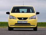 Seat Mii 3-door UK-spec 2012 pictures