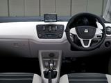 Seat Mii 3-door UK-spec 2012 wallpapers
