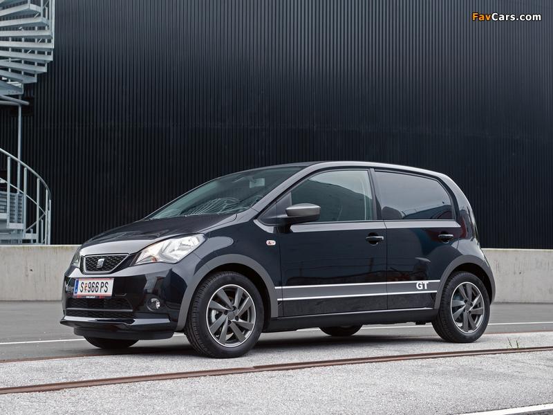 Seat Mii GT 5-door 2013 wallpapers (800 x 600)