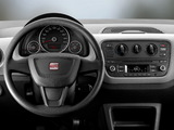 Seat Mii 5-door Ecomotive 2012 wallpapers
