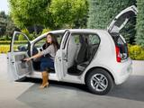 Seat Mii 5-door Ecomotive 2012 wallpapers