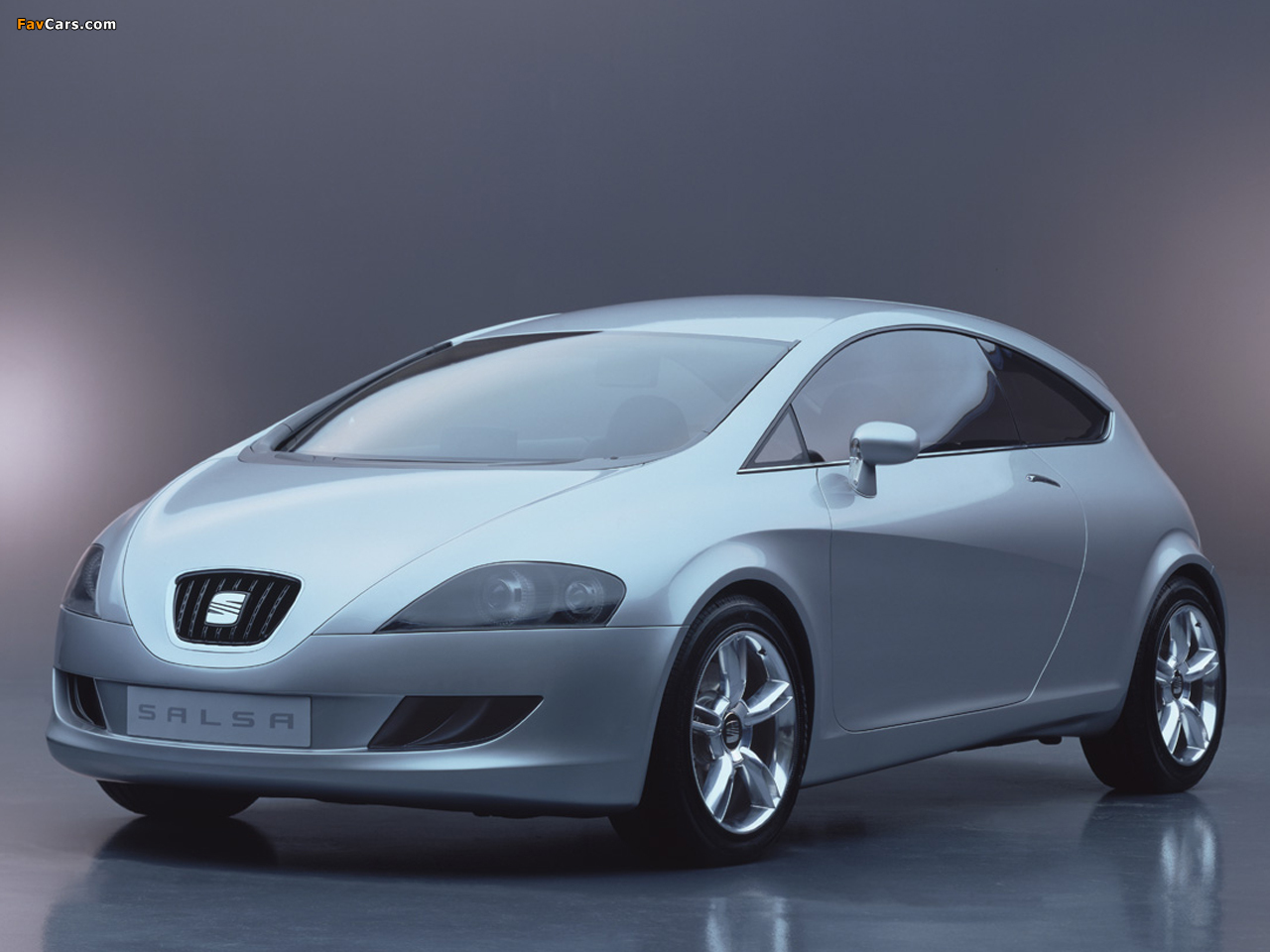 Seat Salsa Concept 2000 pictures (1280 x 960)